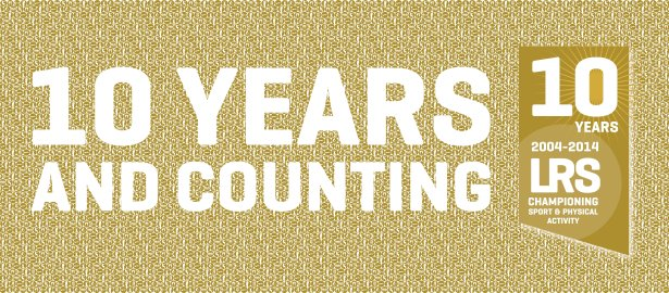 We are celebrating our 10th year!