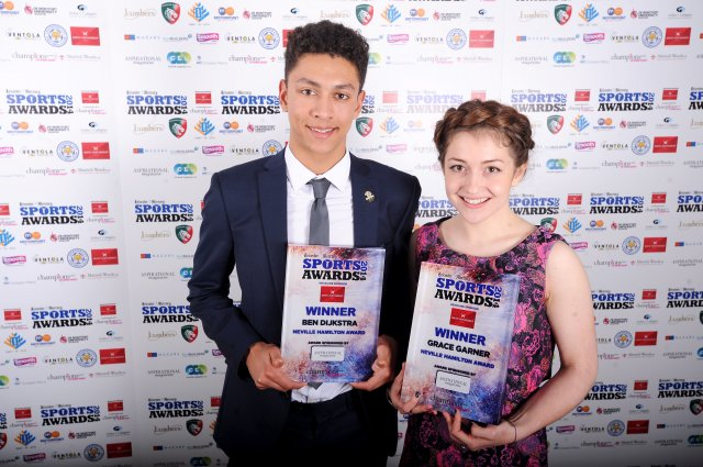 Local Talent Rewarded at Leicester Mercury Sports Awards