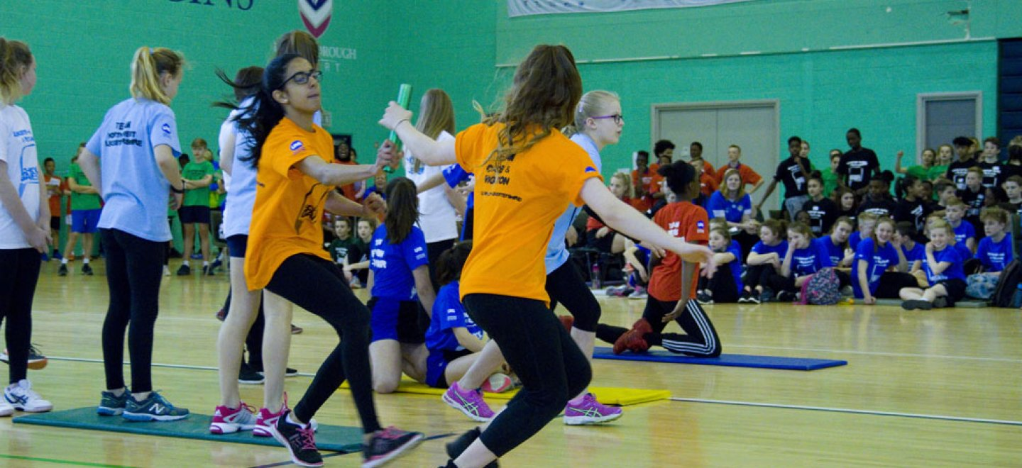 Leicester-Shire & Rutland athletes battle it out for the county's sporting crowns