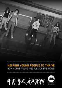Helping young people to thrive