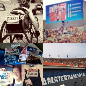 The Whirlwind That Was Amsterdam European Championships 2016