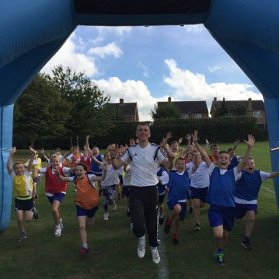 Local school in world top 10 for 5k Challenge