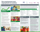 Employment and Deployment of Coaches - Poster