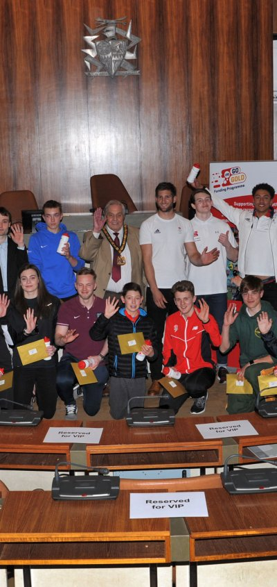 75 aspiring sports stars funded by GO GOLD