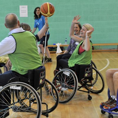 Uppingham Sports Centre receives Inclusive Fitness Initiative Award