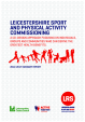 Leicestershire Sport Physical Activity Commissioning