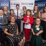 Sporting success and work to engage more people in active and healthy lives is honoured at DSSA Sports Awards