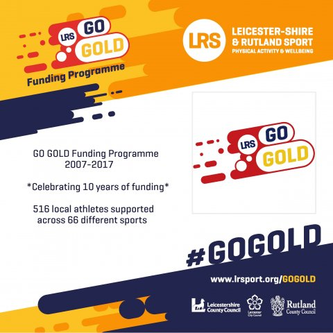 GO GOLD Celebrates 10 Years