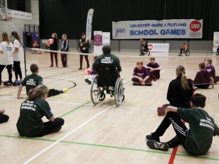 Leicester-Shire & Rutland School Games