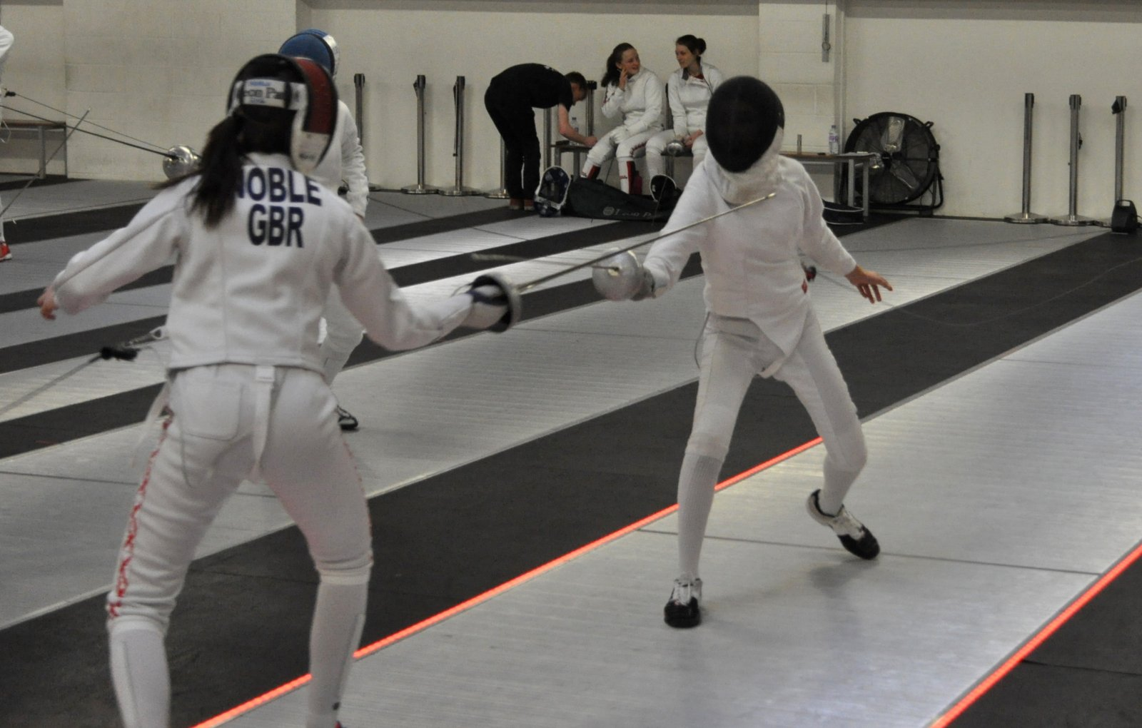 Leicester-Shire & Rutland Sport - Niamh Rebecca Noble