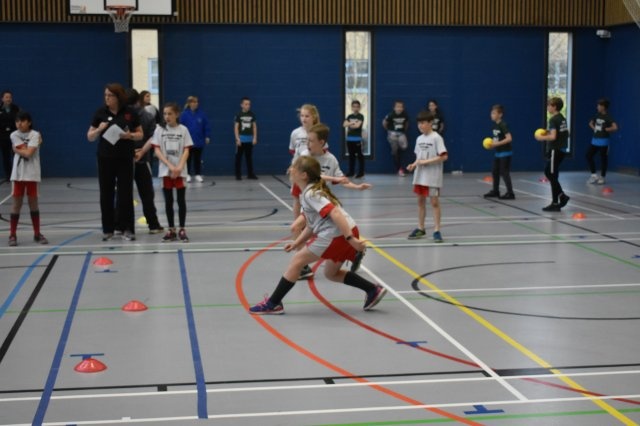 East Leicester Dodge their way to Victory at the Year 5 & 6 Mixed Dodgeball Super-Series Final!