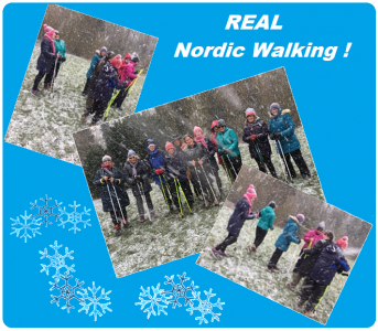Nordic Walking Going Strong