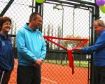 Charnwood Lawn Tennis Club completes £125,000 facility development project