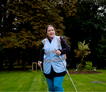 Penny's #GreatCoaching Tips for Nordic Walking!