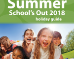 Find out what's going on during the summer holidays!