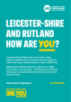 Leicester Shire & Rutland One You Flyer