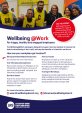 Wellbeing at Work Leaflet