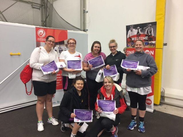 Workplace Friendly Female Netball Competition! - Have you signed up yet?