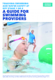 Curriculum Swimming and Water Safety a guide for swimming providers
