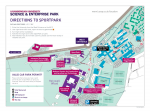 SportPark Visitors Map & Directions