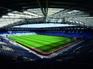 Leicester City Football Club - King Power Stadium