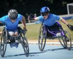 Nation's Best Young Disabled Athletes Go for Gold