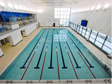 Leicester shire rutland sport jubilee leisure centre opens in leicester for Primary games swimming pool sid
