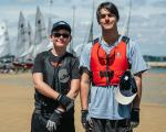 "Sailing lets ""Me Be Me"" says Logan as Rutland Sailability shines at Multiclass Regatta"