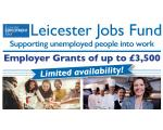 Employer Grants of up to £3,500 through the Leicester Employment Hub