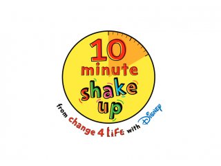 Disney 10 Minute Shake Up