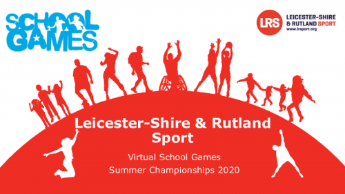LRS Virtual School Games Summer Champs 2020 Score Sheets