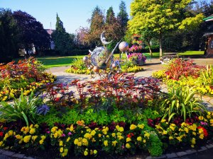 Hollycroft Park, Hinckley, is deemed as one of the UK's favourite parks and green spaces!