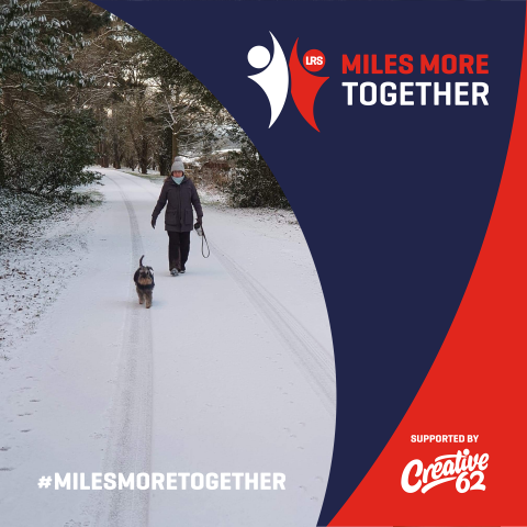 More Miles Togerther Raises over £2400 for FareShare Midlands