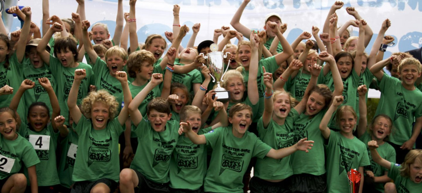 It's nearly time! Who will be crowned 2015/16 School Games Champions?