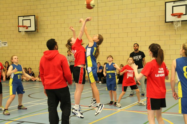 Slam-dunk for Sir Jonathan North! | Leicester-Shire ...