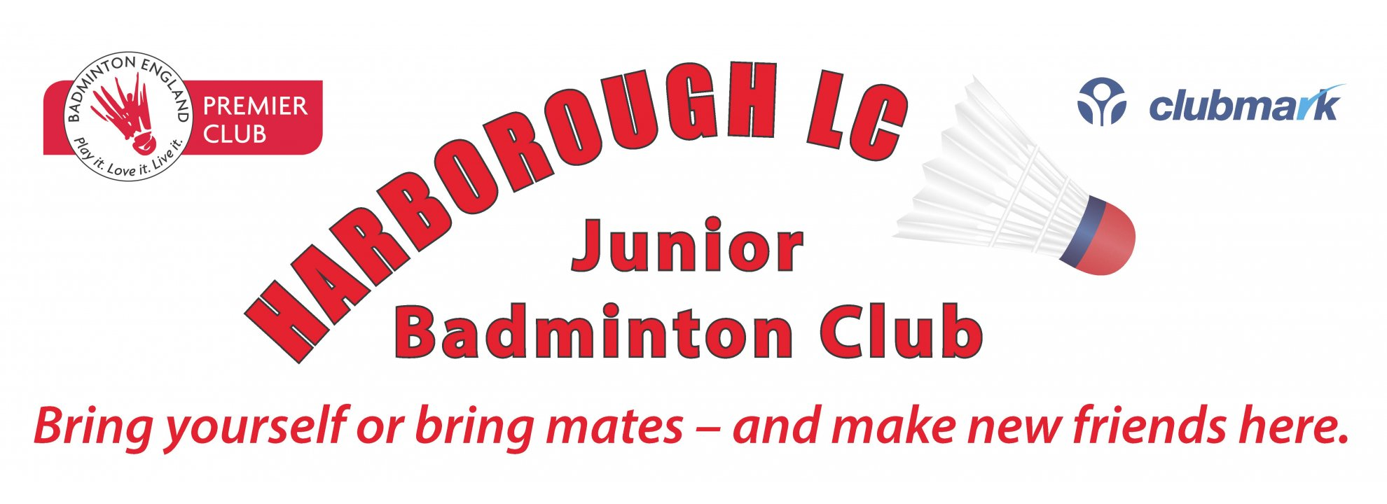 Harborough LC Junior Badminton Club -