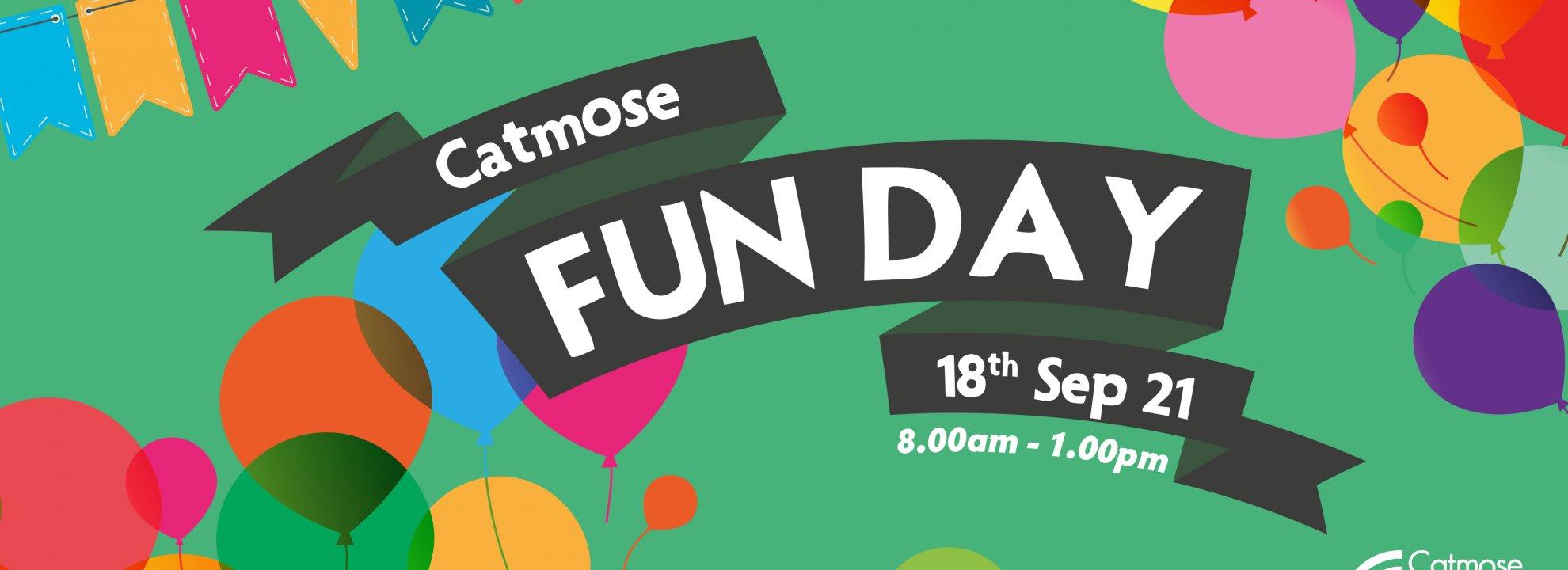 Catmose Fun Day Banner