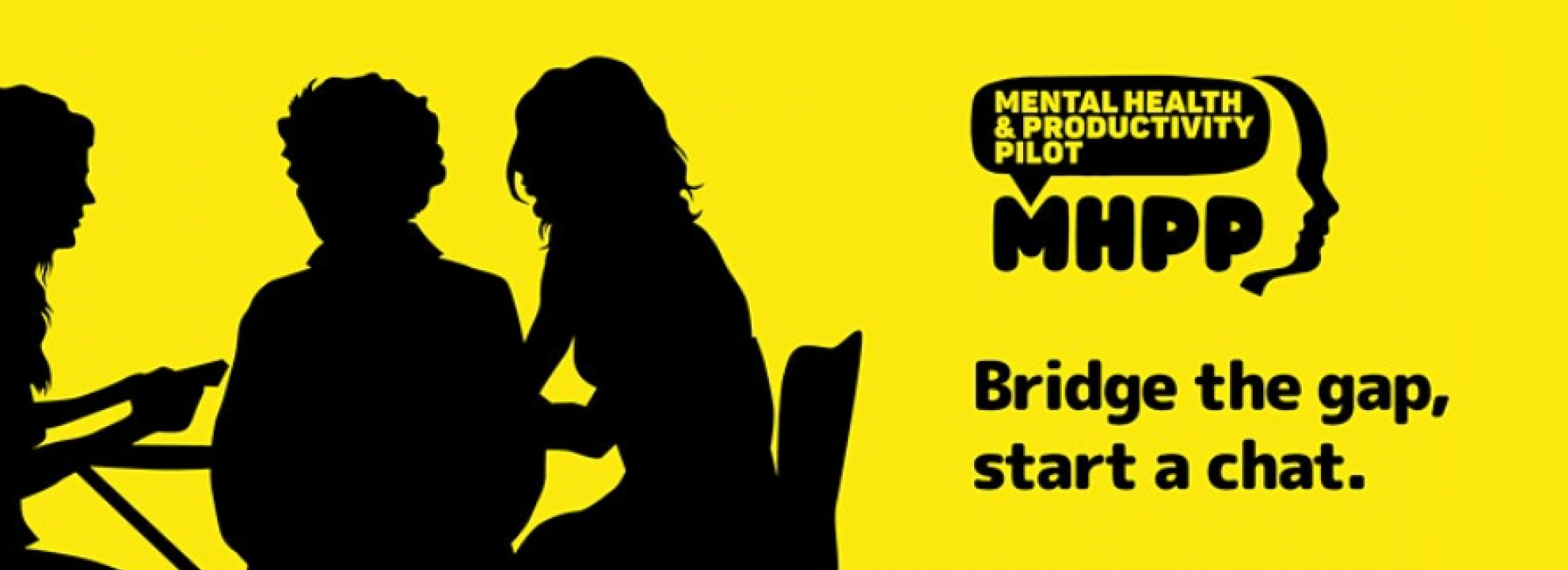 How to start a chat about mental health – for staff who are not office based Banner
