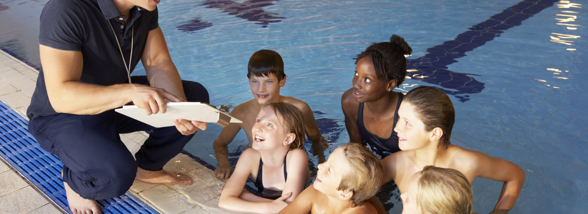 Swimming Teacher Recruitment Academy - Leicester, Leicestershire and Rutland Banner