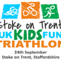 UK Kids Fun Triathlon Stoke-on-Trent