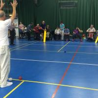 Boccia & New Age Kurling asssistant leader