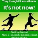 Walking Football Icon