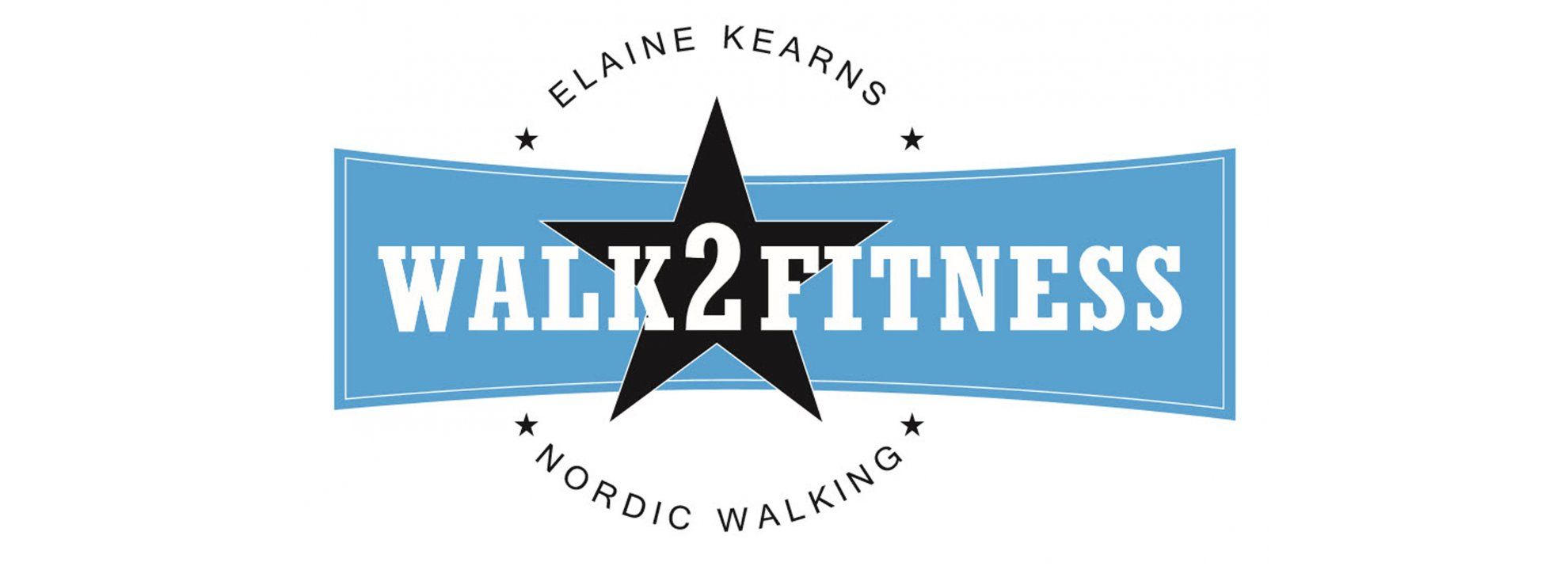 Nordic Walking Workout Banner