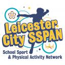 Leicester City School Sport & Physical Activity Network Icon