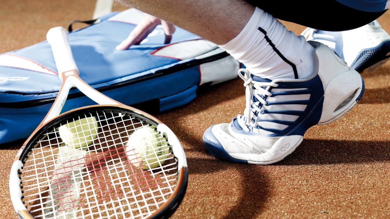 Wheelchair Tennis Banner