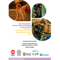 Early Years Physical Activity, Health and Wellbeing Conference