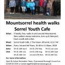 Mountsorrel Health Walk Icon