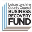 The Leicestershire County Council Business Recovery Fund Icon