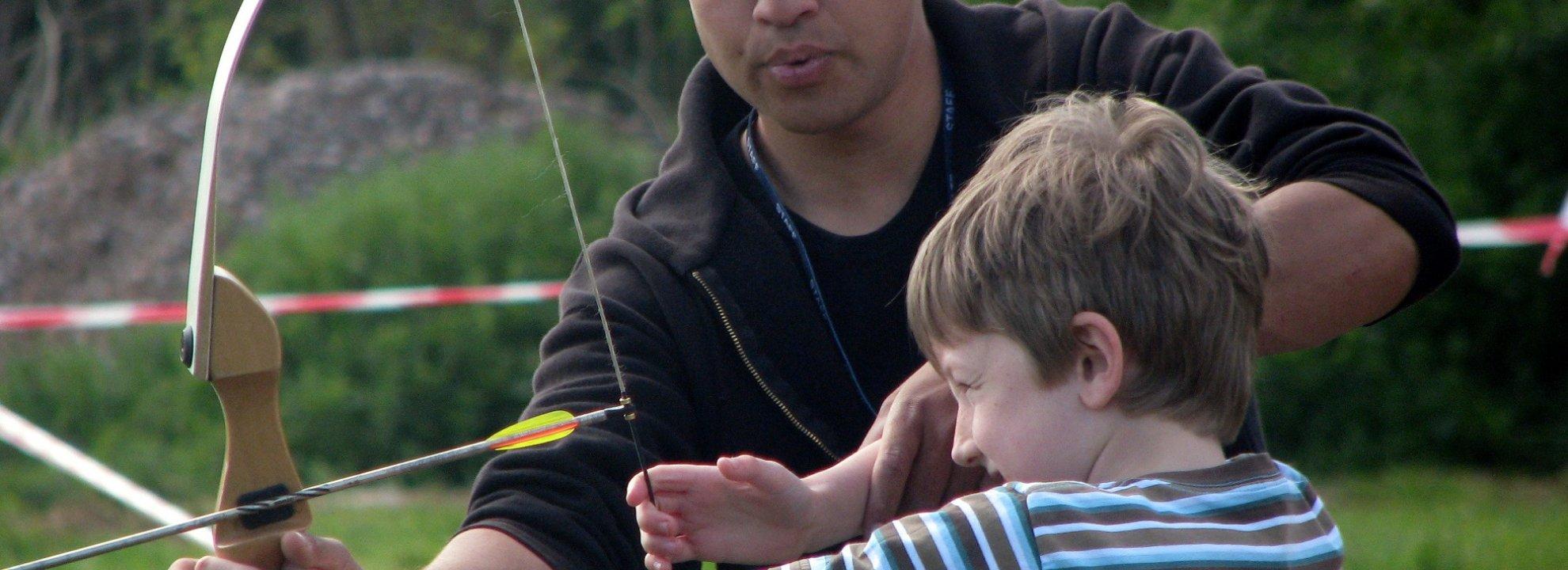 Archery GB Instructor Award Banner