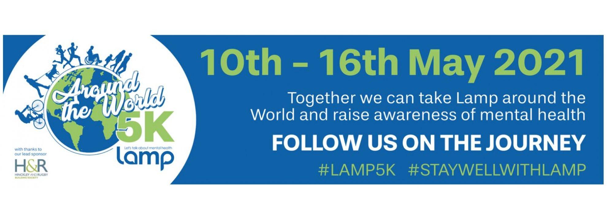 LAMP 5k Banner